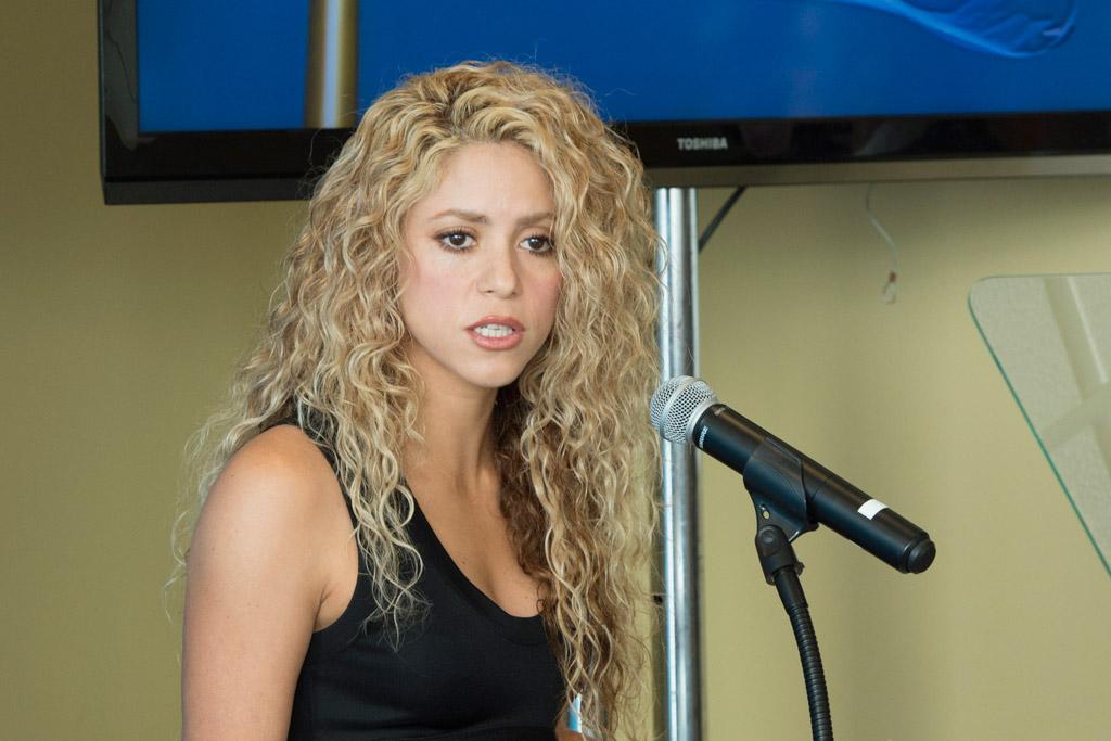 UNICEF y Shakira exhortan a invertir en la primera infancia
