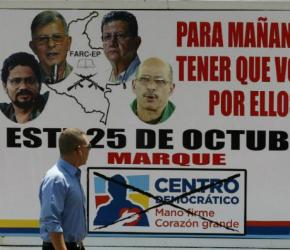 Vallas centro-democratico