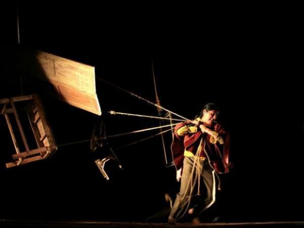 festival de teatro foto de sandra zea