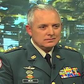 general Alberto Mejía