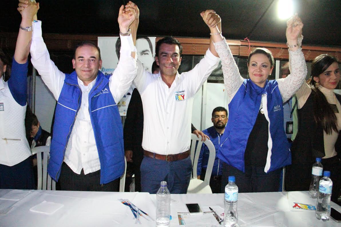 Carlos Alberto Baena y Jorge Rey