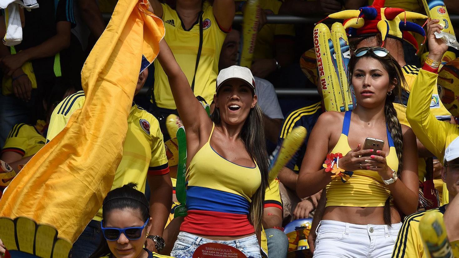 Colombia derroto a Peru 2-1