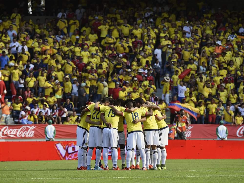 Colombia y Perú 081015