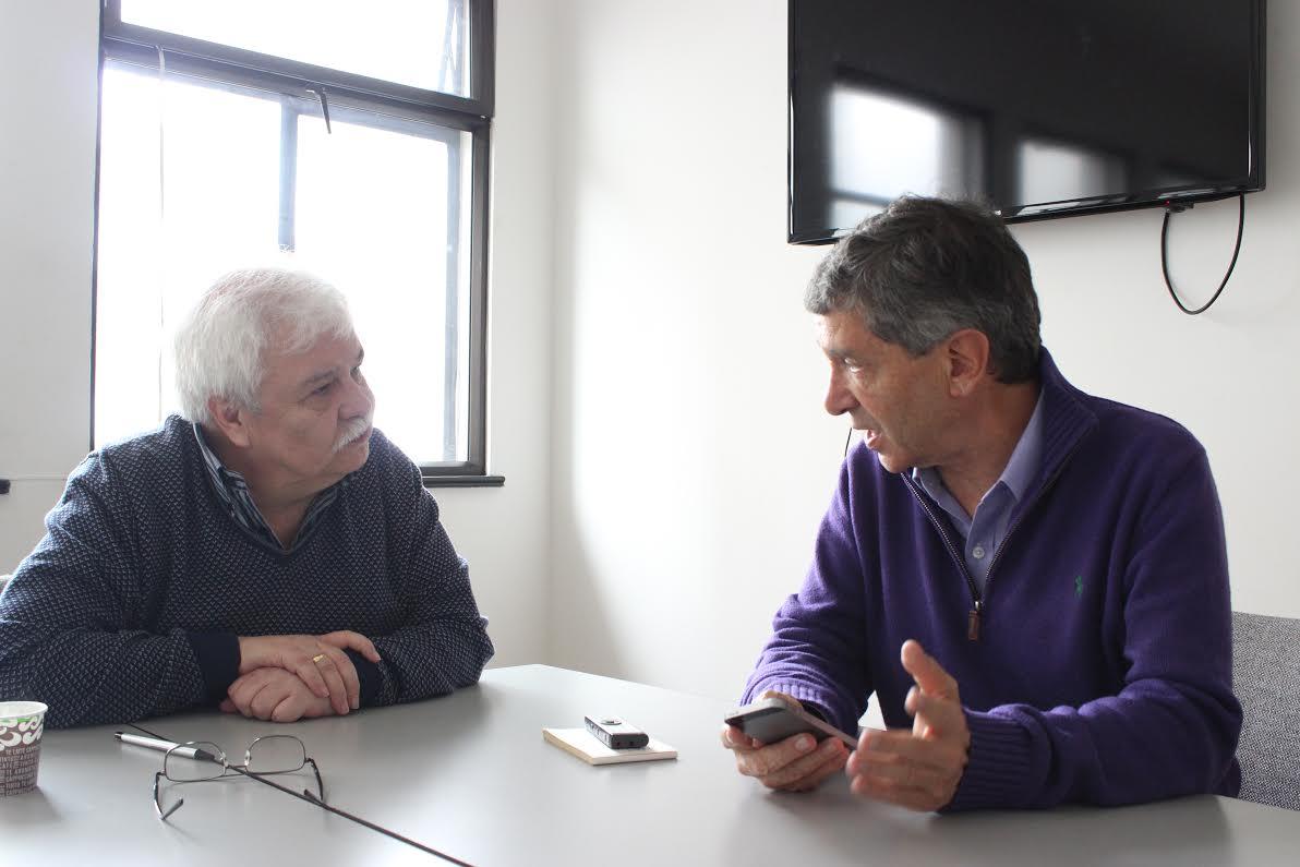 Entrevista a Rafael Pardo