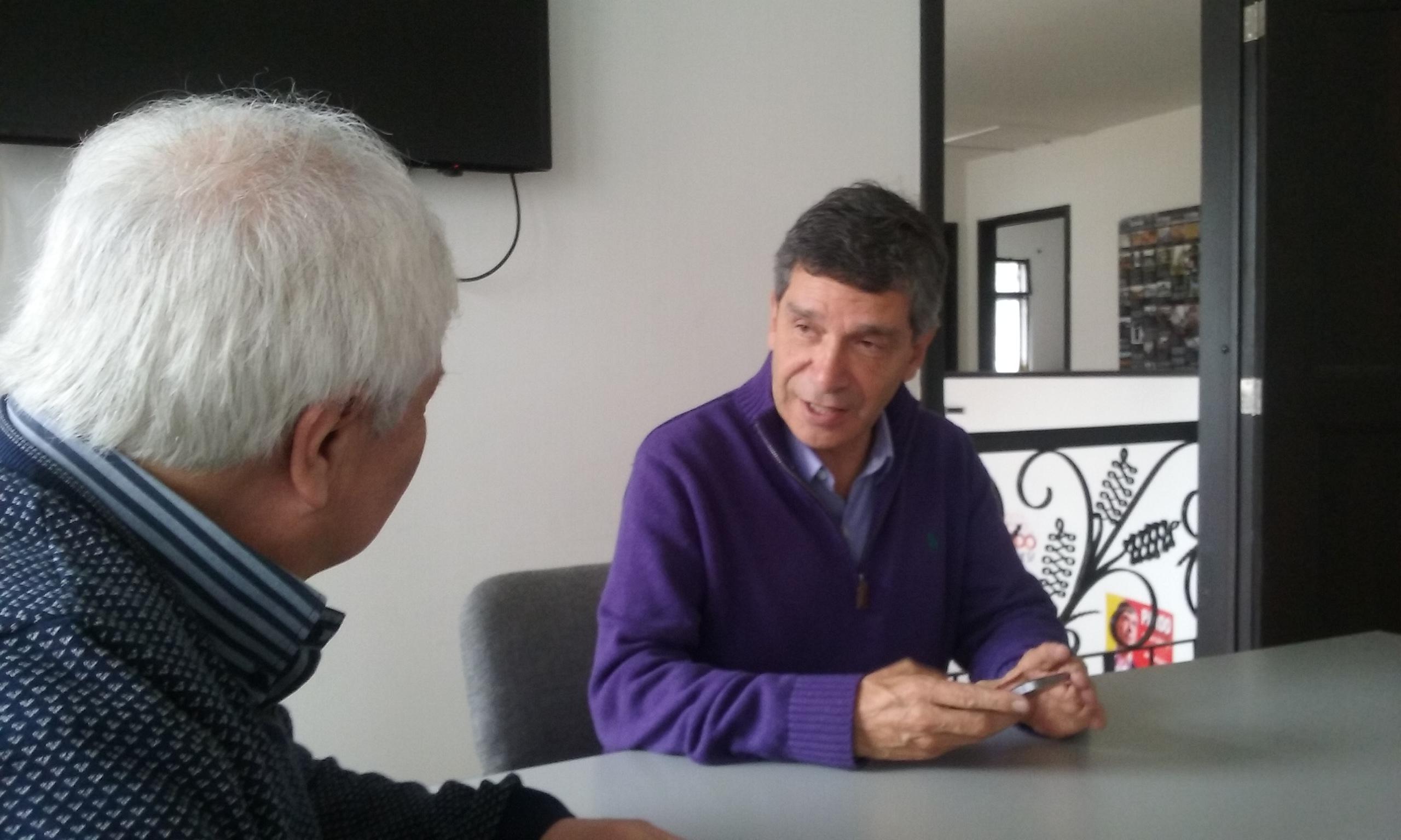 Entrevista a Rafael Pardo5