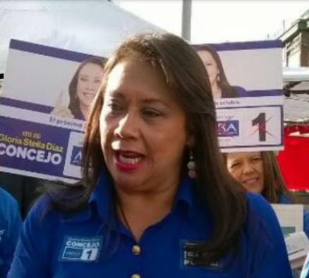Gloria Estella Dìaz