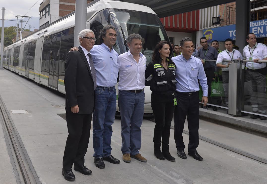 Inauguración del Tranvía de Ayacucho4