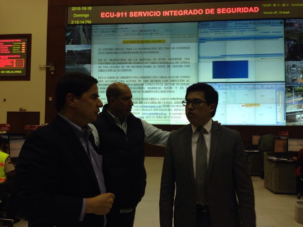 MinInterior intercambia experiencias de seguridad con sus homólogos de América Latina y Caribe3
