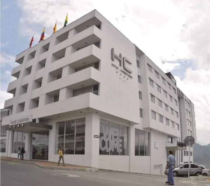 hotel Carretero Manizales