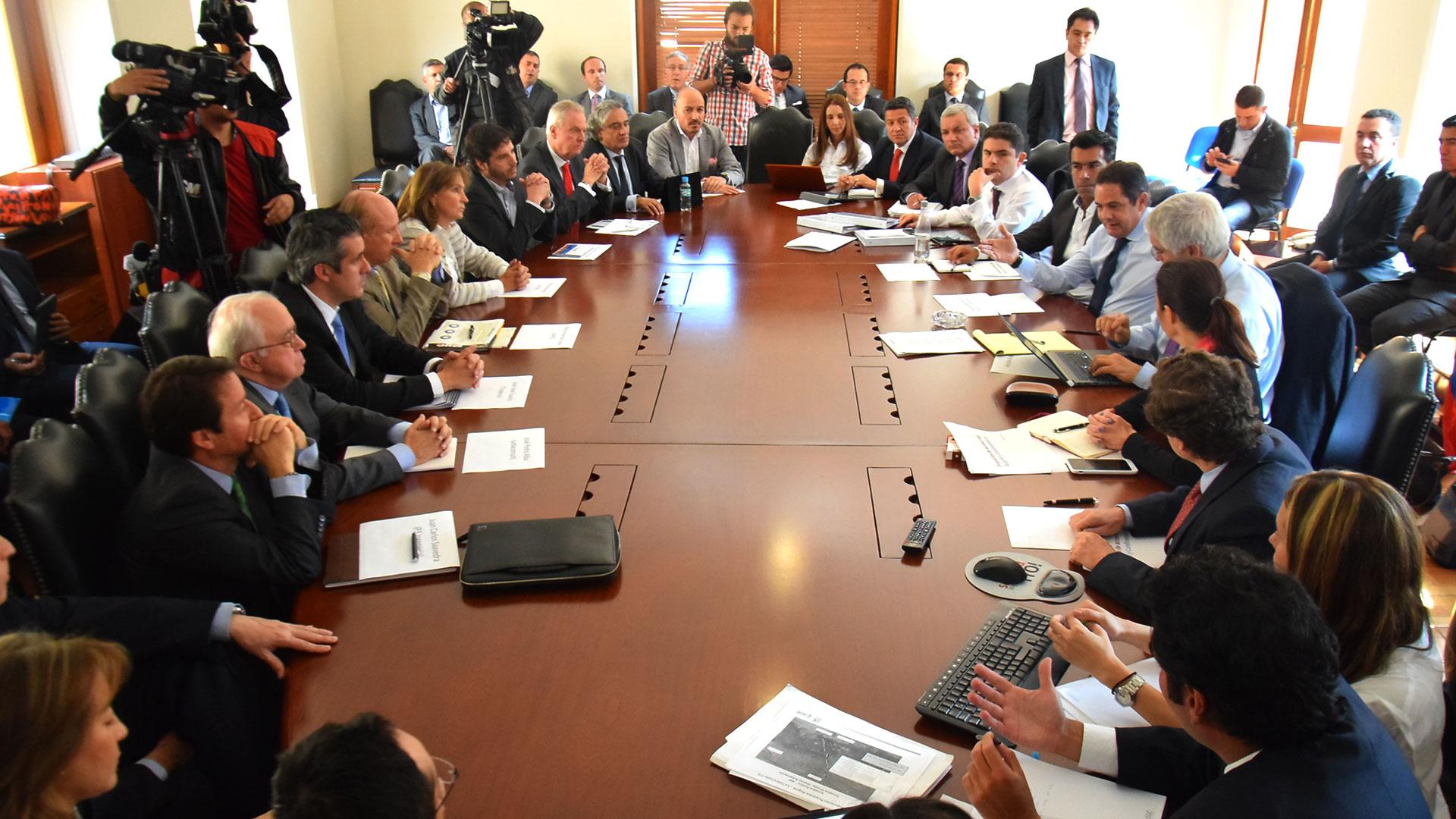 proyectos que necesitan Bogotá y Cundinamarca en Infraestructura, Movilidad, Vivienda y Agua2