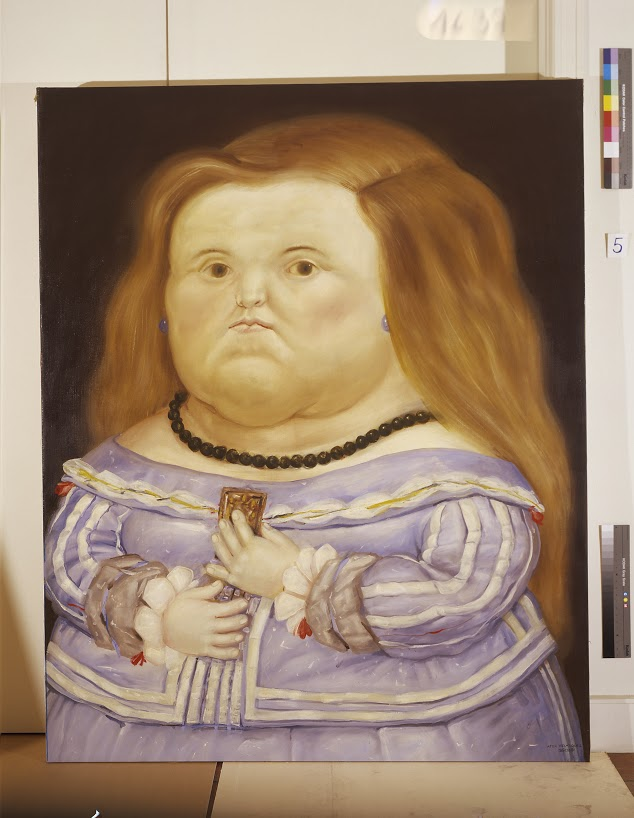 Arter Velazquez 1984 oleo sobre tela