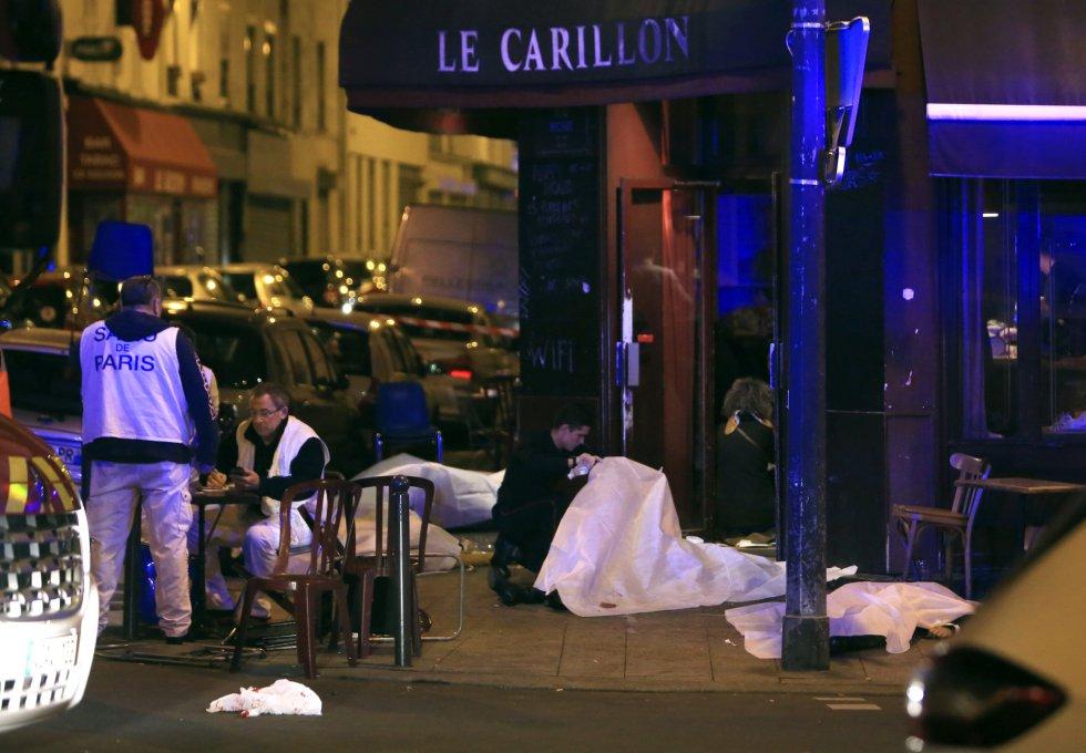 Atentado en Paris 13_11_15