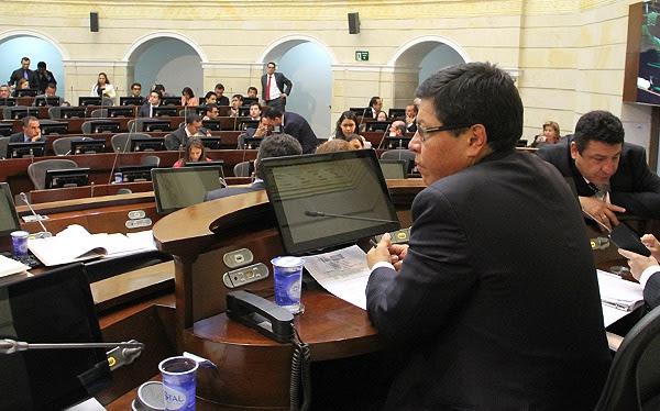 Comisiones Primeras del Senado