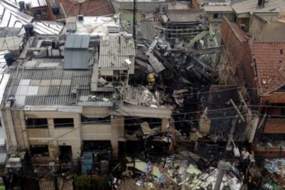 Explosión en vivienda de Galerías en Bogotá