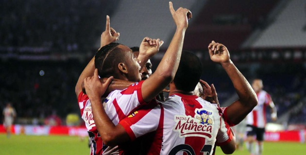 Junior quedó a un paso del título de la Copa Águila