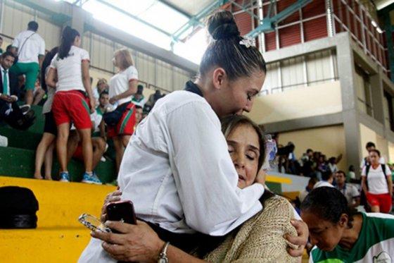 La deportista nacida en Florencia (Caquetá), pero que representa a Antioquia, conocida como la princesa de esta disciplina, obtuvo su segundo título nacional.
