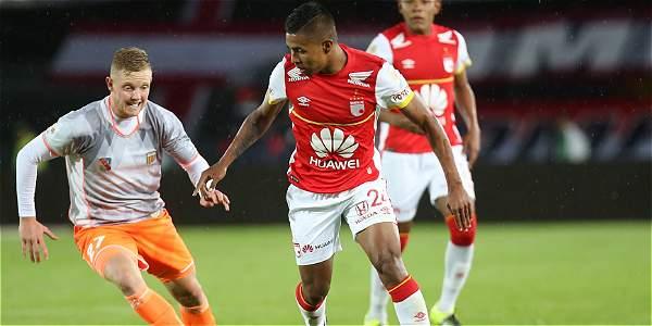 Santa Fe 0-0 Envigado