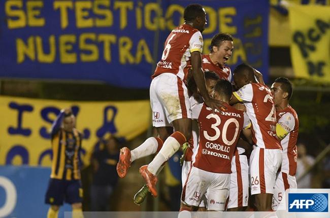 Santa Fe busca la final de la Sudamericana