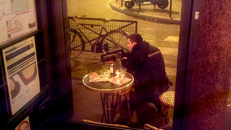Terror en Paris