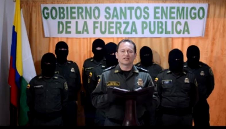 Video Escandalo de la Policìa