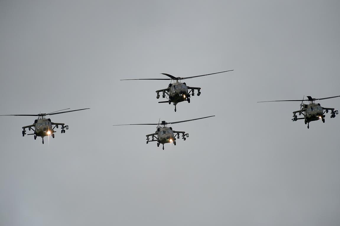 ceremonia de los 96 años de la Fuerza Aérea Colombiana.6