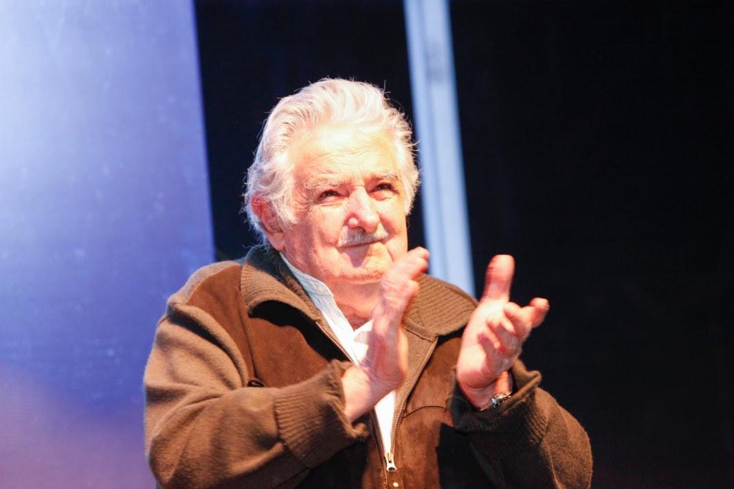 expresidente de Uruguay, José Mujica,