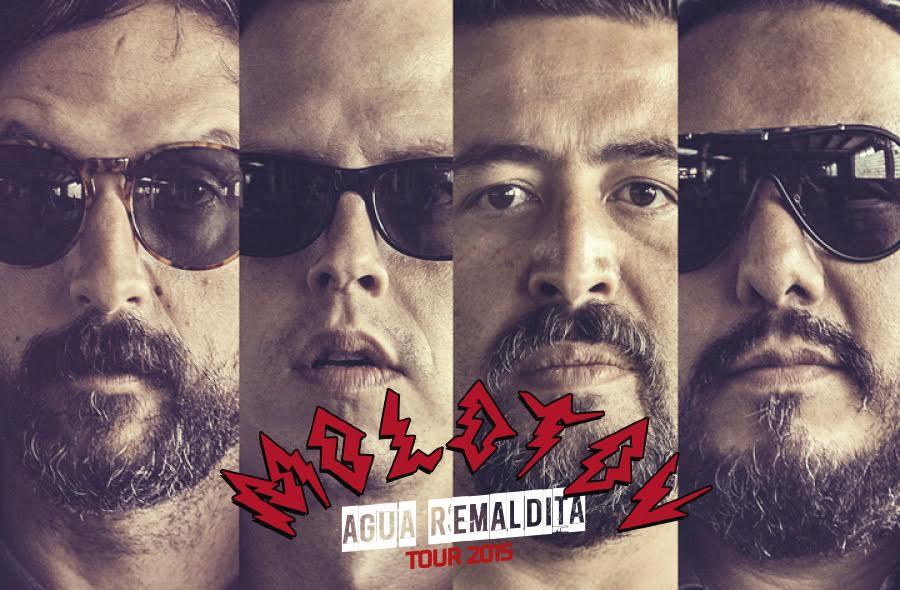 Banda mexicana Molotov