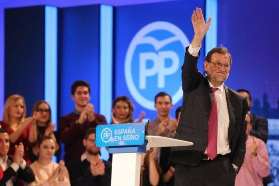 Mariano Rajoy gana elecciones en España