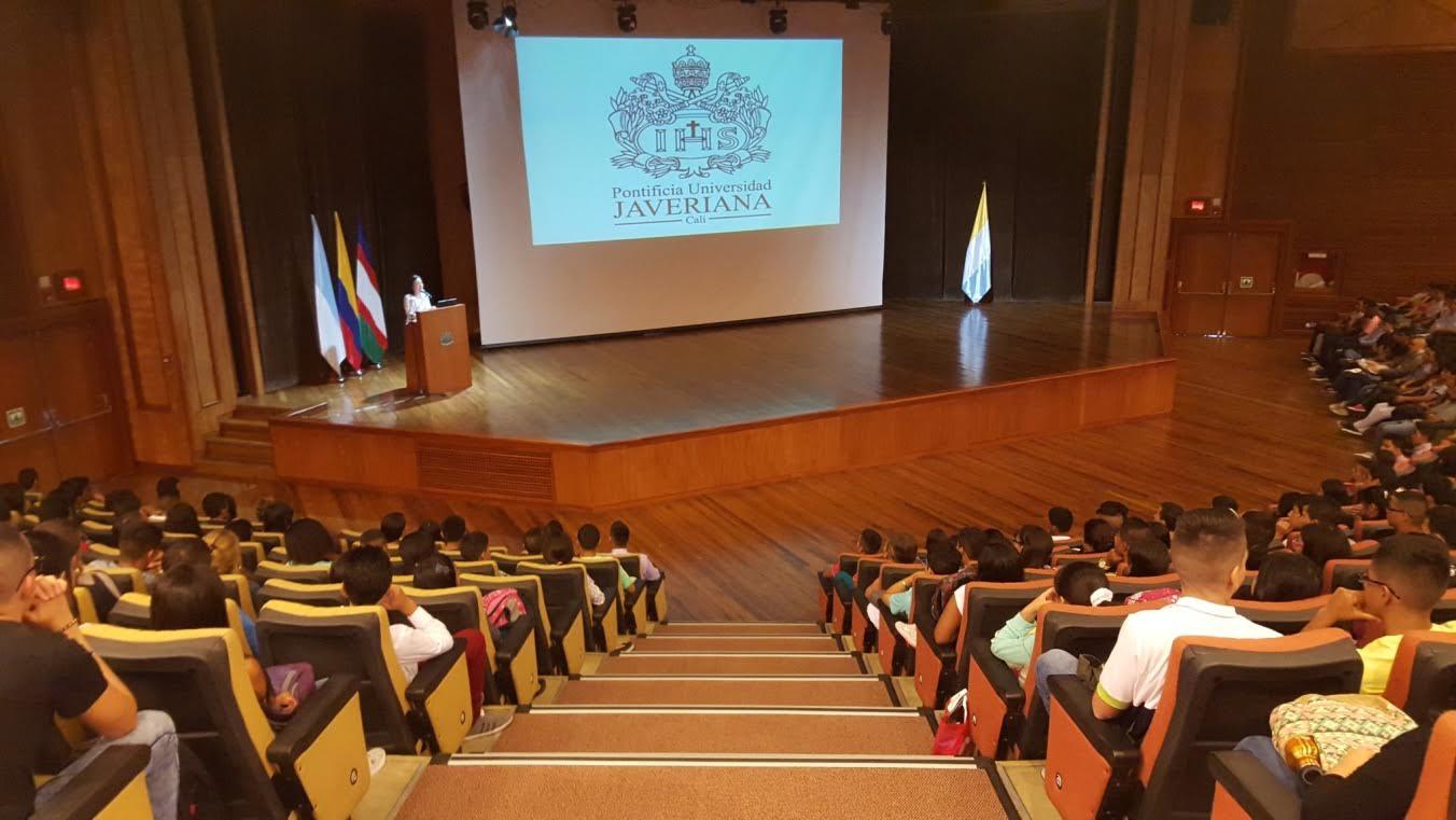443 Becarios del gobierno nacional ingresan a la Pontificia Universidad Javeriana Cali 7