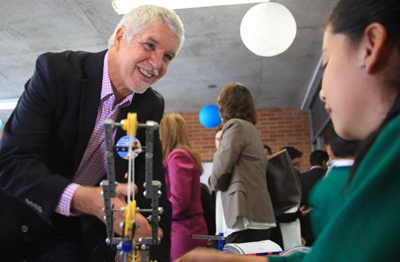 Bogotá ciudad educadora un compromiso del Gobierno Distrital2