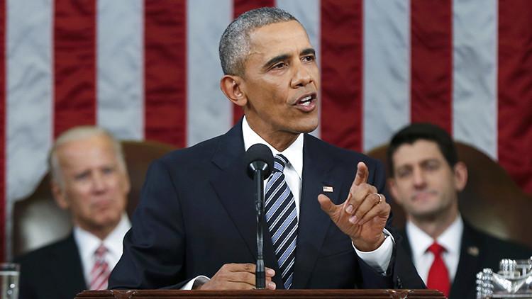 Discurso de Obama a Estado de la Uniòn