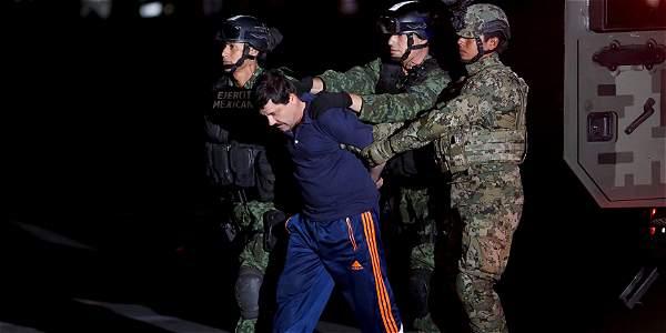 El Chapo Guzman Recapturado