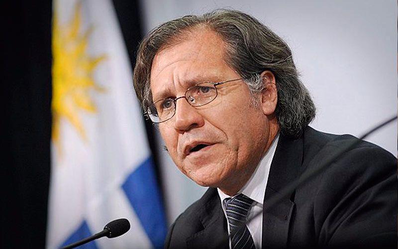 Luis Almagro secretario general de la OEA