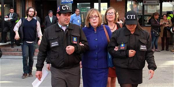 Luz Zoraida Rozo  esposa del exgobernador Alvaro Cruz