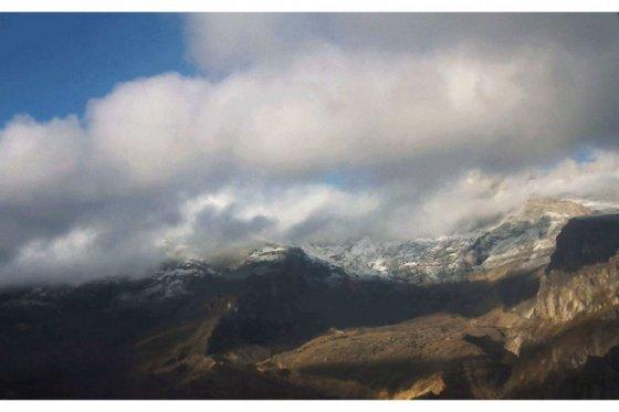 Nevado del Ruiz 180116
