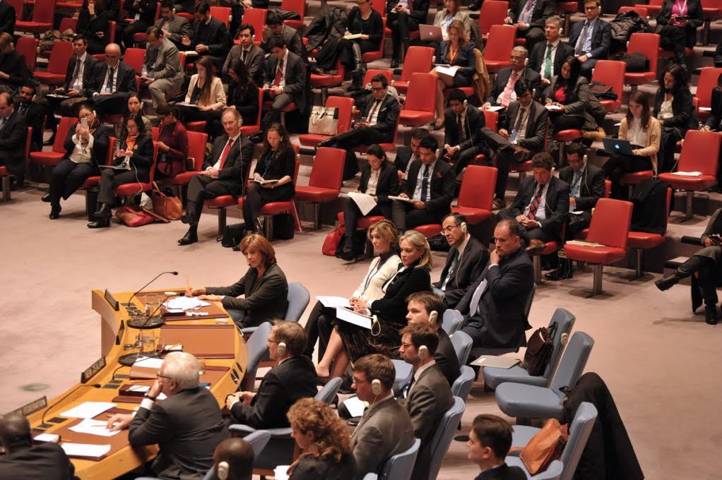 Rueda de prensa Canciller en ONU2