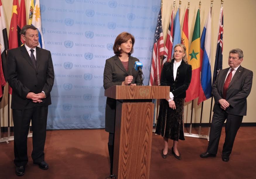 Rueda de prensa Canciller en ONU4