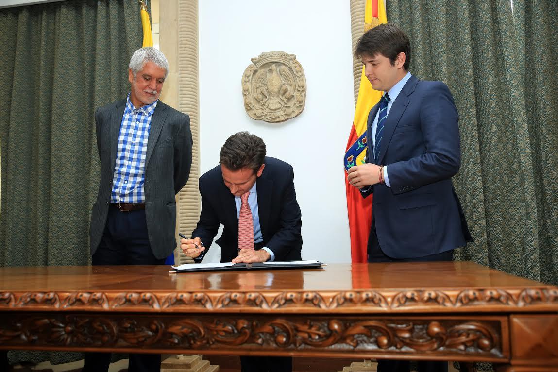 Subsecretario de Seguridad, Daniel Mejía