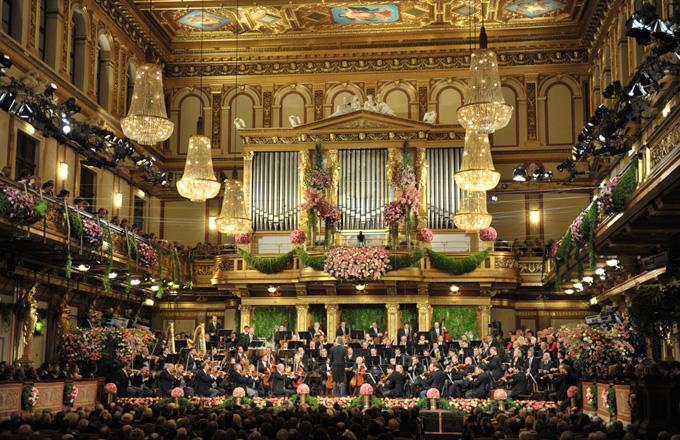 Wiener Philharmoniker - Austria - Director Valery Gergiev - Rusia