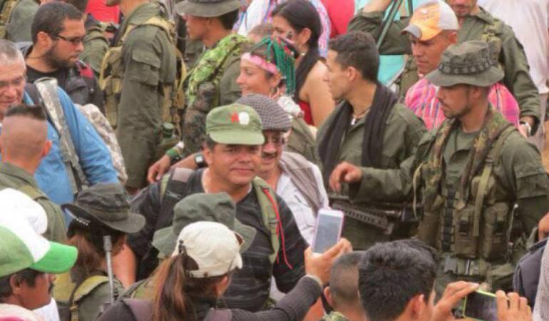 FARC en Visita a la Guajira