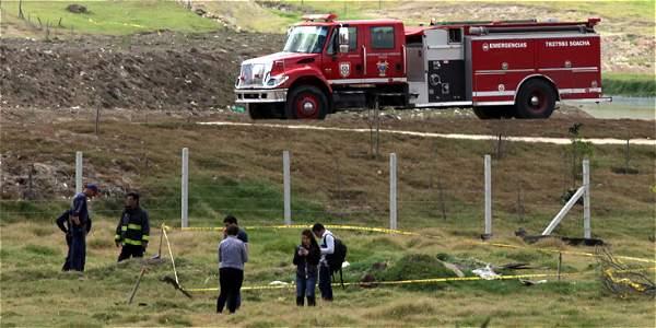 Fiscalía General confirmó que los restos de ropa hallados en una alcantarilla de Soac