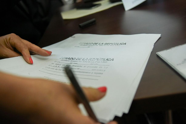 Gobierno radica reforma a ley de orden público