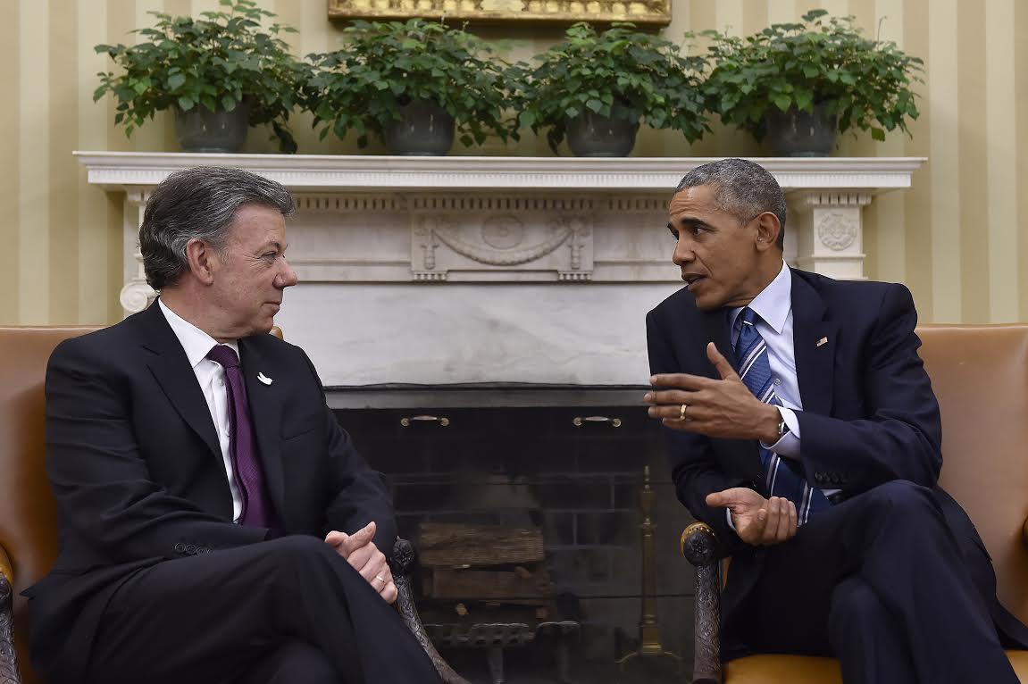 Santos y Obama 040216A