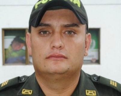 Capitán Ányelo Palacio Montero,