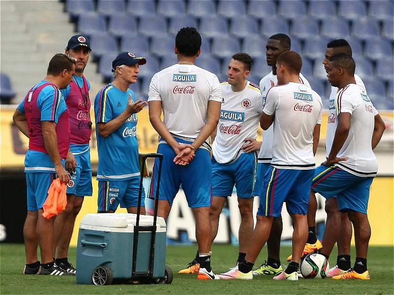 Colombia preparada para recibir a Ecuador