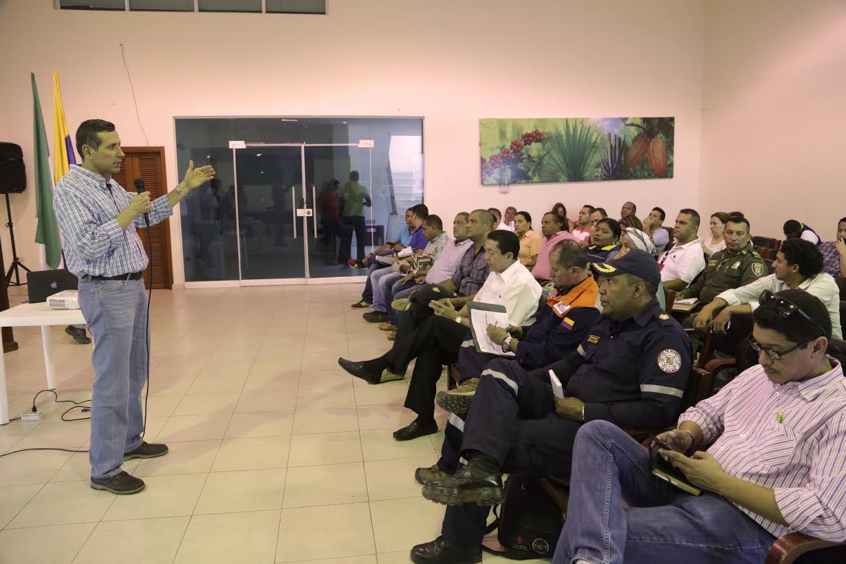 Compromisos y acciones adelantadas en La Guajira