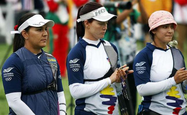 De-izquierda-a-derecha-Maira-Sepúlveda-Natalia-Sánchez-y-Ana-María-Rendón-deportistas-colombianas.