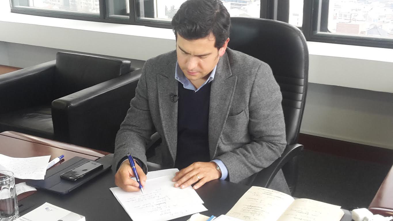 Director de Cambio Radical, Rodrigo Lara Restrepo