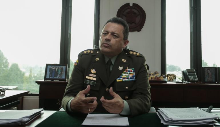 Director de la Policìa Nacional