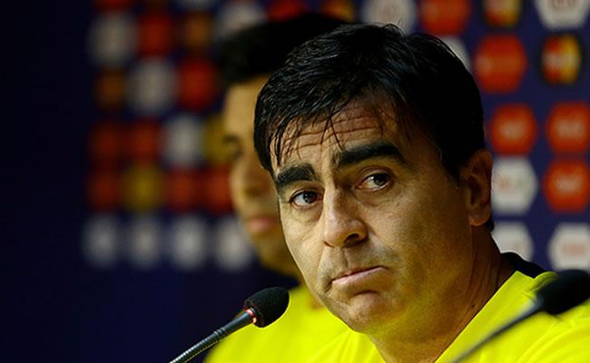 Director técnico de Ecuador, Gustavo Quinteros
